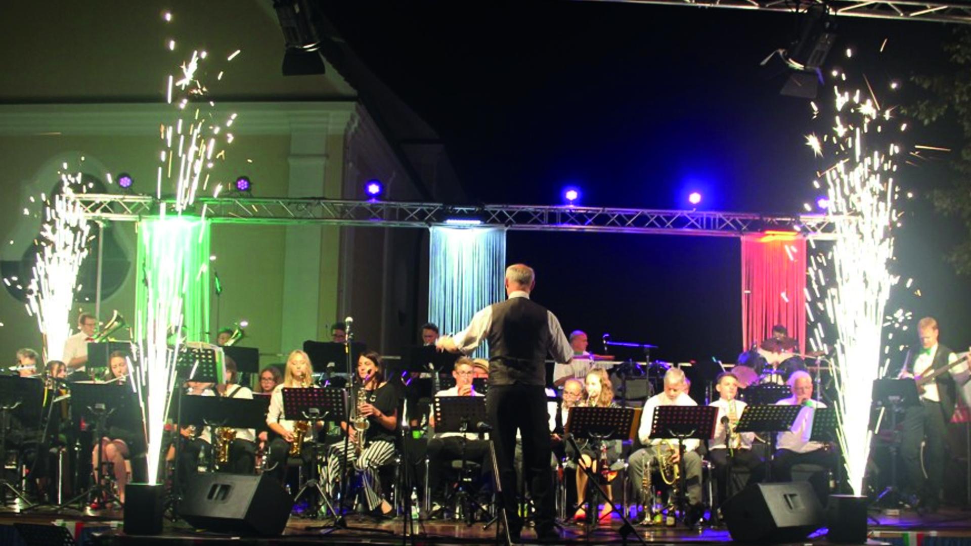 Veranstaltungstechnik für Konzerte