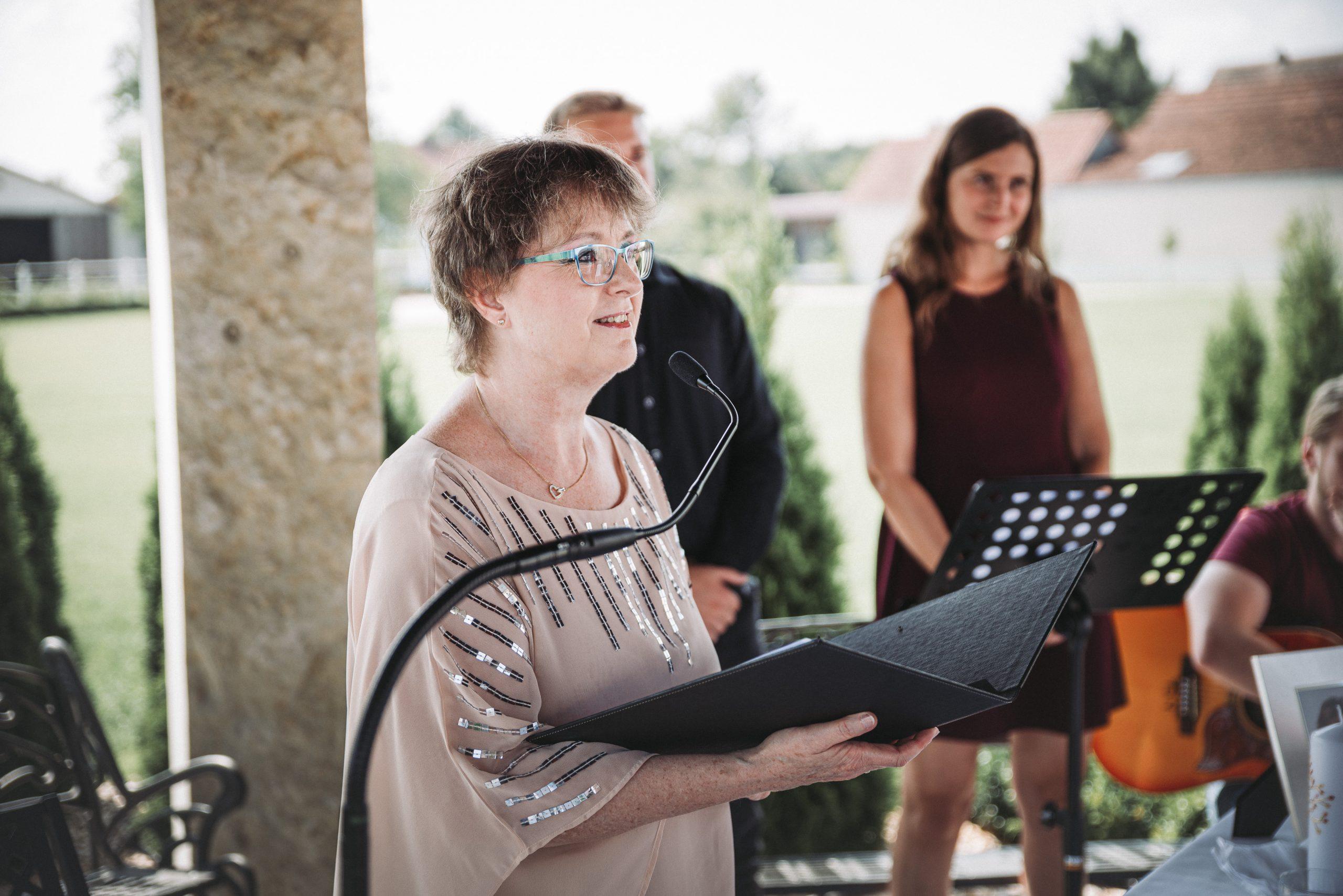 Veranstaltungstechnik für Hochzeiten aus Augsburg