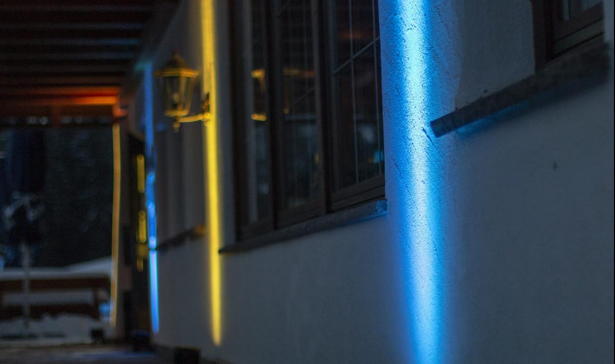 Beleuchtung für Hochzeiten Augsburg