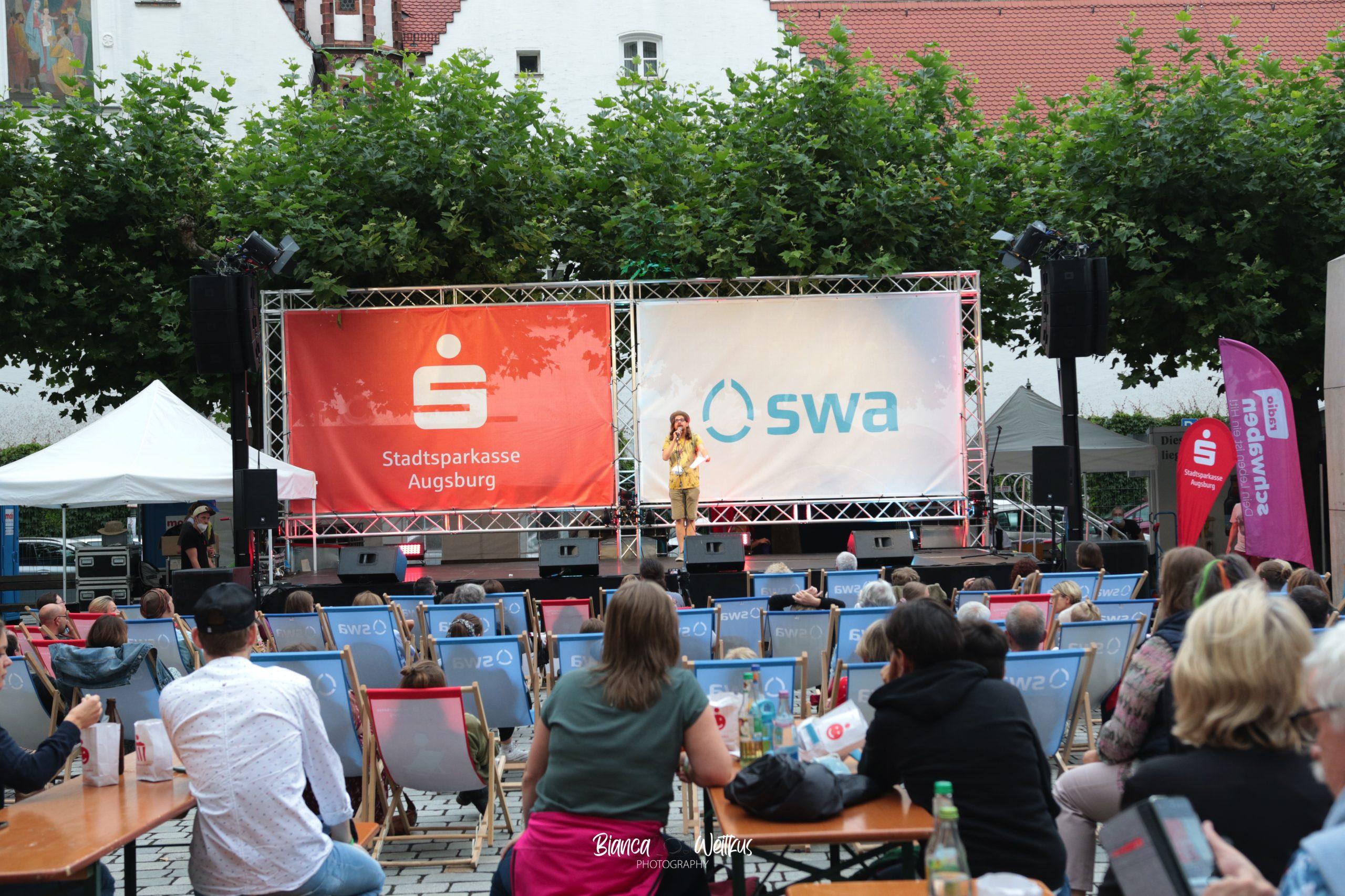 Veranstaltungstechnik für Bühnen